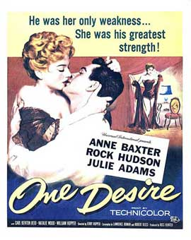 One Desire - 11 x 17 Movie Poster - Style C