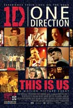 One Direction - 11 x 17 Movie Poster - Style A