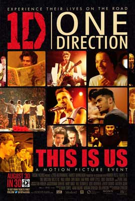 One Direction - 27 x 40 Movie Poster - Style A