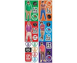 One Direction - Peel and Stick Wall Decals