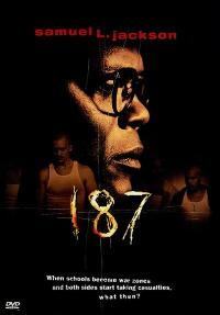 One Eight Seven - 11 x 17 Movie Poster - Style C