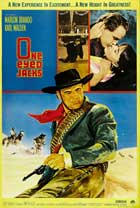 One-Eyed Jacks - 27 x 40 Movie Poster - Style A