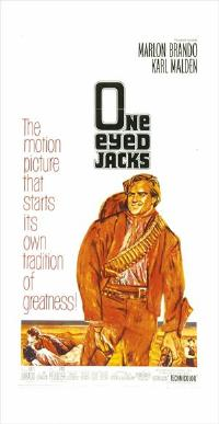 One-Eyed Jacks - 20 x 40 Movie Poster - Style A