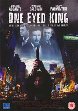One Eyed King - 27 x 40 Movie Poster - Style A