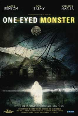 One-Eyed Monster - 43 x 62 Movie Poster - Bus Shelter Style A