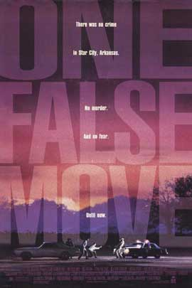 One False Move - 11 x 17 Movie Poster - Style A