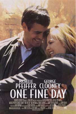 One Fine Day - 27 x 40 Movie Poster - Style A