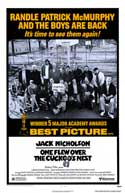 One Flew Over the Cuckoo's Nest - 11 x 17 Movie Poster - Style C