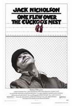One Flew Over the Cuckoo's Nest - 27 x 40 Movie Poster - Style A