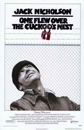 One Flew Over the Cuckoo's Nest - 11 x 17 Movie Poster - Style A
