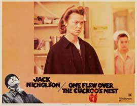 One Flew Over the Cuckoo's Nest - 11 x 14 Movie Poster - Style O