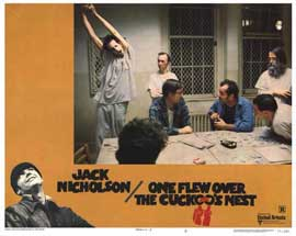 One Flew Over the Cuckoo's Nest - 11 x 14 Movie Poster - Style M