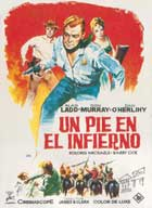 One Foot In Hell - 11 x 17 Movie Poster - Spanish Style A