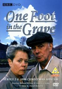 One Foot in the Grave - 27 x 40 Movie Poster - UK Style A