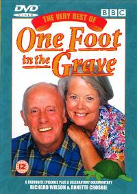 One Foot in the Grave - 30 x 40 Movie Poster UK - Style B