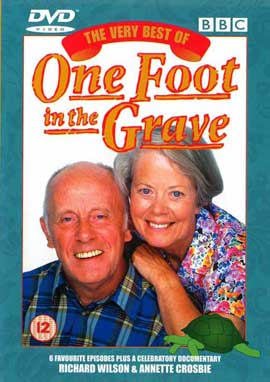 One Foot in the Grave - 11 x 17 Movie Poster - UK Style B