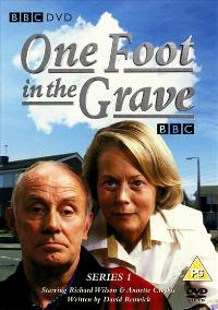 One Foot in the Grave - 30 x 40 Movie Poster UK - Style C