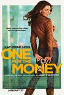 One for the Money - DS 1 Sheet Movie Poster - Style A