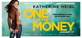 One for the Money - 20 x 40 Movie Poster - Style A