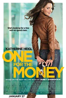 One for the Money - 27 x 40 Movie Poster - Style A