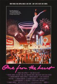 One from the Heart - 27 x 40 Movie Poster - Style B