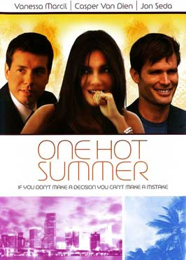 One Hot Summer - 27 x 40 Movie Poster - Style A