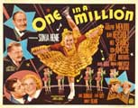 One in a Million - 11 x 17 Movie Poster - Style A