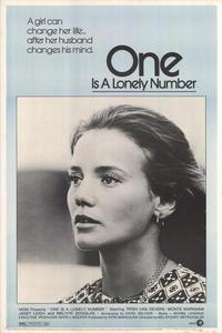 One is a Lonely Number - 11 x 17 Movie Poster - Style A