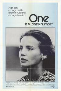 One is a Lonely Number - 27 x 40 Movie Poster - Style A