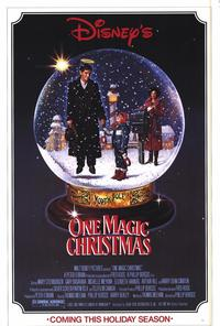 One Magic Christmas - 27 x 40 Movie Poster - Style A