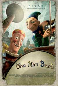 One Man Band - 43 x 62 Movie Poster - Bus Shelter Style A