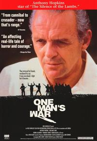 One Man's War - 11 x 17 Movie Poster - Style A