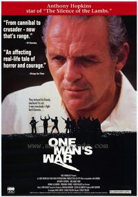One Man's War - 27 x 40 Movie Poster - Style A