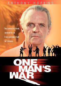 One Man's War - 27 x 40 Movie Poster - Style B
