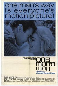 One Man's Way - 11 x 17 Movie Poster - Style A