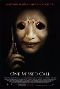 One Missed Call - 11 x 17 Movie Poster - Style A
