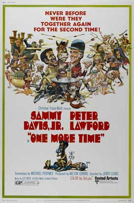 One More Time - 11 x 17 Movie Poster - Style B