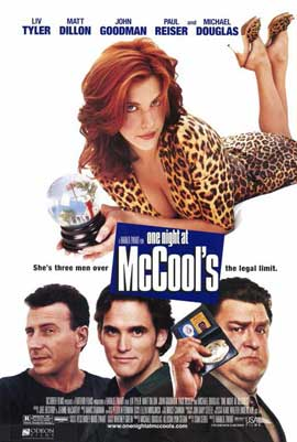 One Night at McCool's - 11 x 17 Movie Poster - Style A