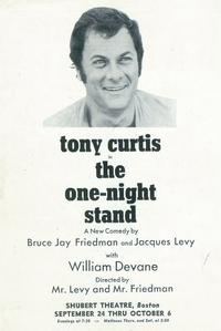 One Night Stand (Broadway) - 11 x 17 Poster - Style A