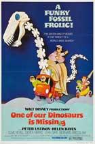 One of Our Dinosaurs Is Missing - 27 x 40 Movie Poster - Style B