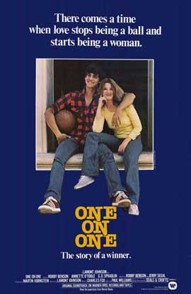 One on One - 11 x 17 Movie Poster - Style A