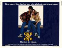 One on One - 11 x 14 Movie Poster - Style A