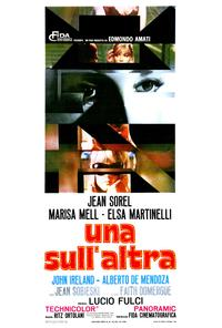 One on Top of the Other - 27 x 40 Movie Poster - Italian Style A