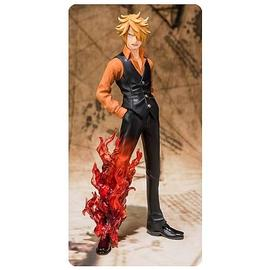 One Piece Movie: The Great Gold Pirate - Sanji Battle Version Figuarts Zero Action Figure