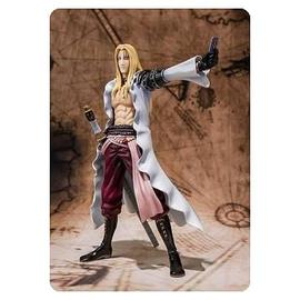 One Piece Movie: The Great Gold Pirate - Basil Hawkins Figuarts Zero Action Figure