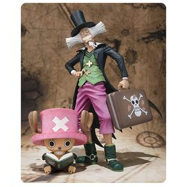 One Piece Movie: The Great Gold Pirate - Tony Tony Chopper and Dr. Hiluluk Action Figures