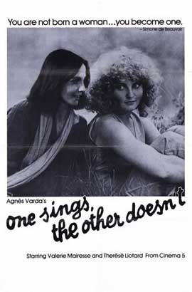 One Sings, the Other Doesn't - 11 x 17 Movie Poster - Style A