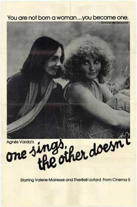 One Sings, the Other Doesn't - 27 x 40 Movie Poster - Style A