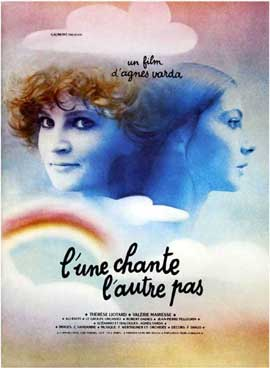 One Sings, the Other Doesn't - 11 x 17 Movie Poster - French Style A