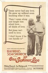 One Summer Love - 27 x 40 Movie Poster - Style A